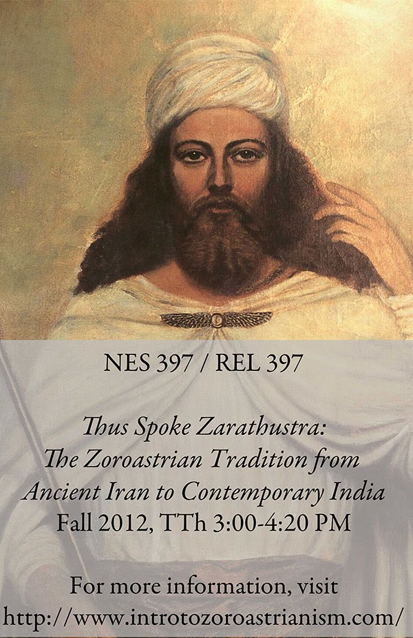 Thus Spoke Zarathustra: The Zoroastrian Tradition from Ancient Iran to Contemporary India